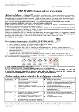 formato doc - Paediatric Environmental Health Speciality Unit Murcia