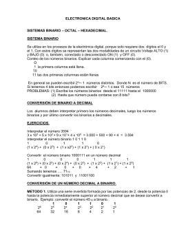 PROGRAMA DE ELECTRONICA DIGITAL
