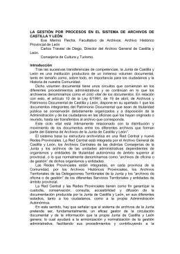 Introducción - Junta de Castilla y León