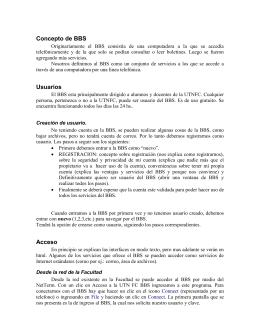 Manejo de Archivos.