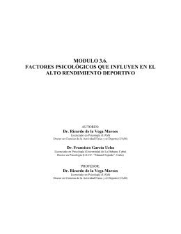 Herramientas Psicológicas - Comunidad Virtual CIENCIAS DEL