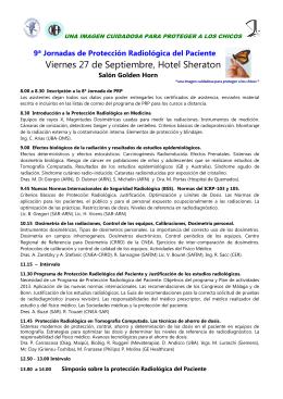 18.40 Cierre de la 9ª Jornada de PRM.