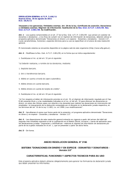 RESOLUCION GENERAL AFIP-3166-11