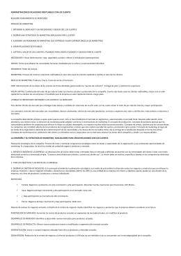 Resumen parcial I - Universidad Icesi