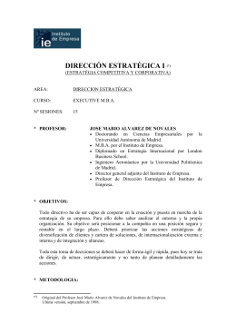 Executive MBA (Fundamentos)