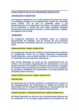 programas20operativos20opfh201 - Gobierno de Castilla
