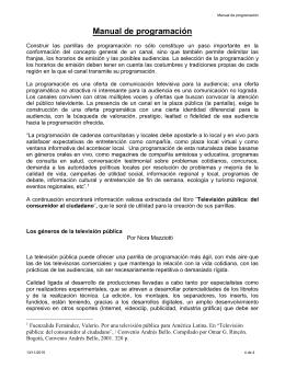 7. Manual basico de programación de parrillas de uso general .