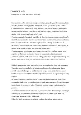 Quemarlo todo (Vicente Zito Lema)