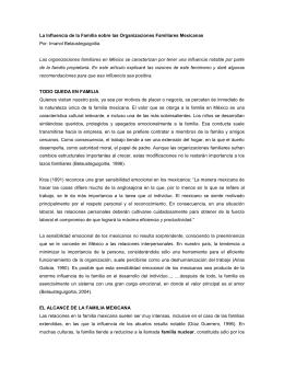 Empresas Familiares a la Mexicana