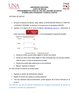 OCR Document - Universidad Nacional