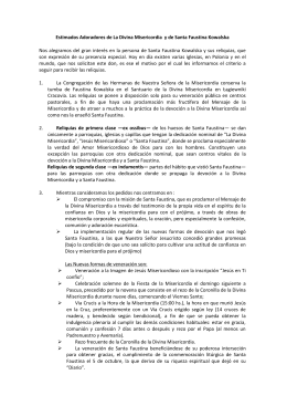 documento adjunto - Divina Misericordia