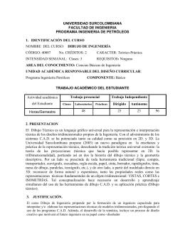 UNIVERSIDAD SURCOLOMBIANA - Facultad de Ingeniería