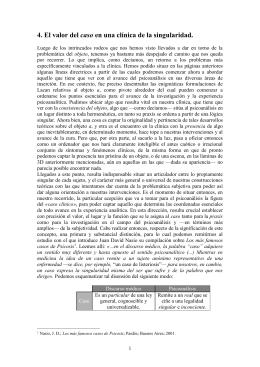 publicación - Causa Clínica