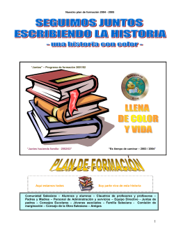OFERTA EDUCATIVA - salesianos | elche