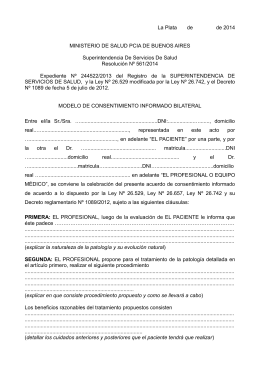 Descargar documento modelo de