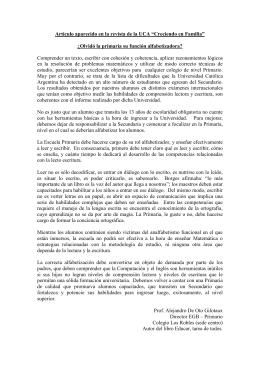 2012_Escate_Niveles de comprensión lectora en alumnos de cuarto ...
