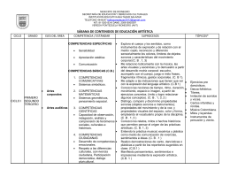 MUNICIPIO DE RIONEGRO SECRETARÍA DE EDUCACION Y