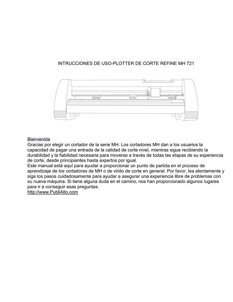 VEVOR Cortador de Vinilo para Cortar Plotter de Corte de Vinilo,/de 720mm Blanco M/áquina de Cortador de Plotter de Vinilo