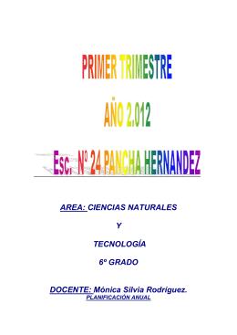 c.naturales - TramixSakai ULP