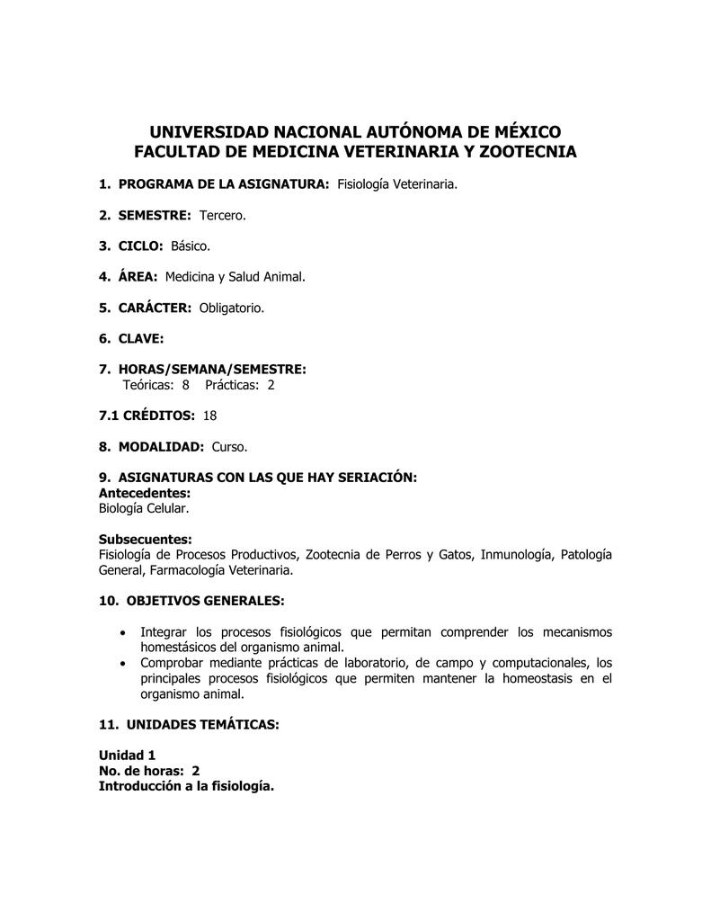 UNIVERSIDAD NACIONAL AUTÓNOMA DE MÉXICO FACULTAD DE MEDICINA ...