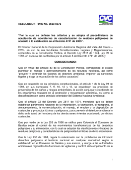 RESOLUCION   0100 No. 0660-0376