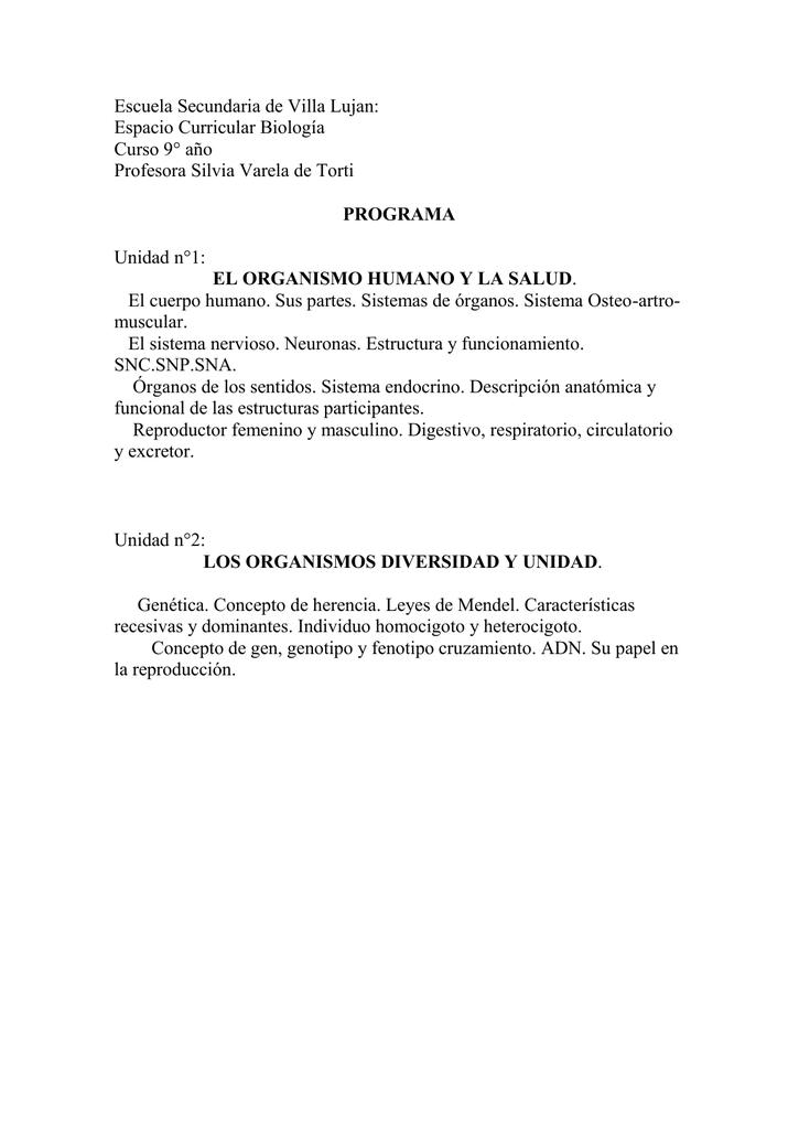 Escuela Secundaria de Villa Lujan: