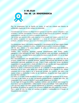 9 DE JULIO DIA DE LA INDEPENDENCIA