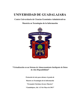 Documento - Inicio - Universidad de Guadalajara