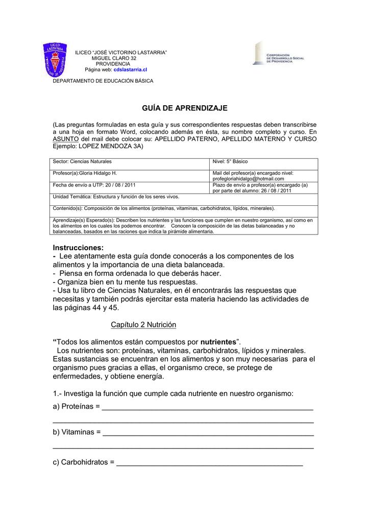 Encantador Respuestas Hoja De LÃpidos Regalo - hojas de trabajo ...