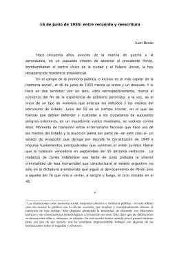 Juan Besse - 16 de junio de 1955
