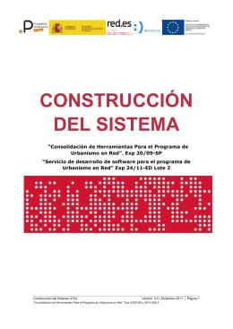 2. preparación del entorno de generación y construcción.
