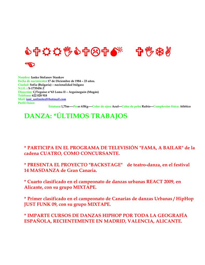 Único Ejemplos De Curriculum Vitae Para El Consejero Del Campamento ...