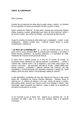2 CARTA AL CONTRALOR - Contraloría General del Estado