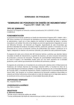 Texto Completo Diseño Indumentaria - FAU Tucumán