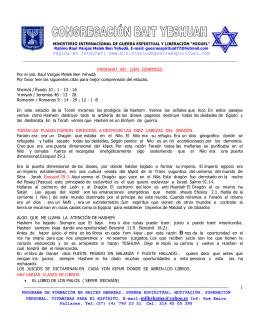 BO-RV- 5767 - Ministerio Internacional de Guerra Espiritual