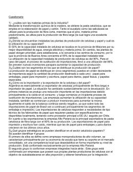 Cuestionario - Universidad de Buenos Aires