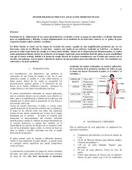 Sistema Básico de Registro de Electromiografía (va fecha