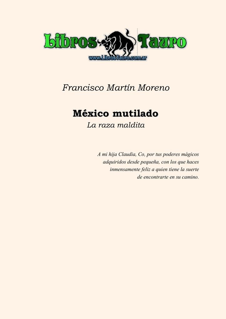 Martin Moreno, Francisco