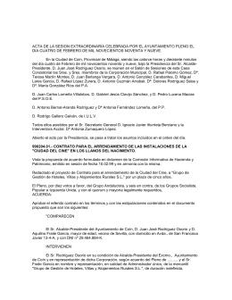 texto integro de este contrato en formato word