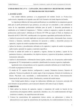 UNIDAD DIDÁCTICA - CEP de Osuna