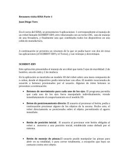Resumen visita SENA Parte 1 Juan Diego Toro En el curso del