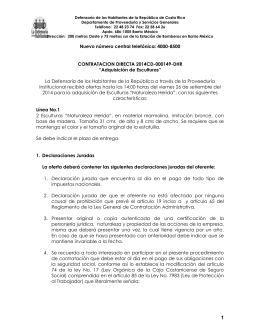2014CD-000149-DHR - Defensoría de los Habitantes