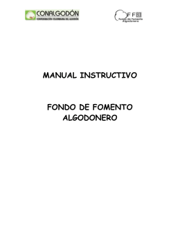 manual instructivo diligenciamiento formatos compradores