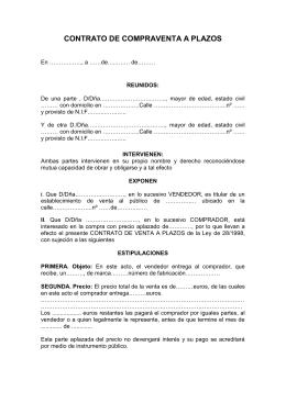 Acuerdo Intenciones Compra Empresa 100