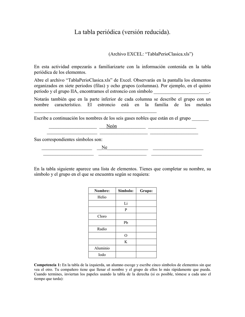Tablaperioclasica urtaz Choice Image