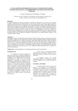 geometric correction in remote sensing pdf