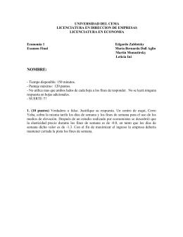 final07 - Universidad del CEMA
