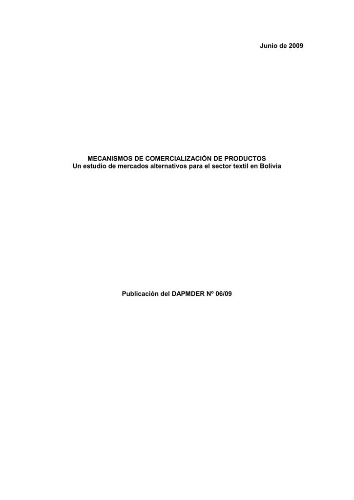 PROYECTO MECANISMOS DE COMERCIALIZACIÓN DE 723a6dd3f3f