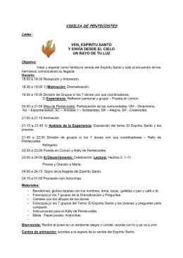 LIDERAZGO A TRAVES DE LOS DONES ESPIRITUALES