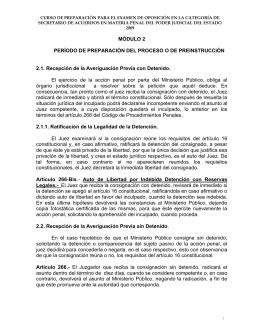 modulo 2 - Poder Judicial